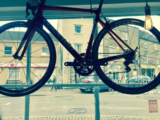 Veloton bike